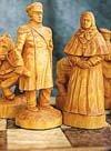 Шахматы, посвященные 150-летию Крымской войны